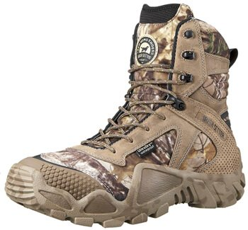 Irish Setter Mens 2870 Vaprtrek Waterproof 8 inch Hunting Boot
